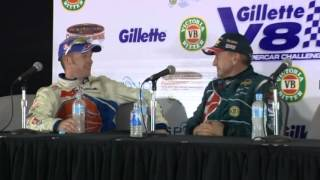 2003 V8 Supercars - Gold Coast - Murphy vs Ingall