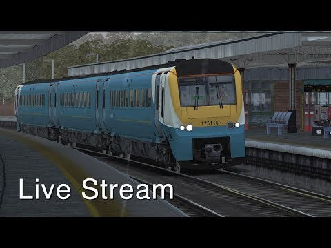 Train Simulator 2018: North Wales | Great Western Main Line