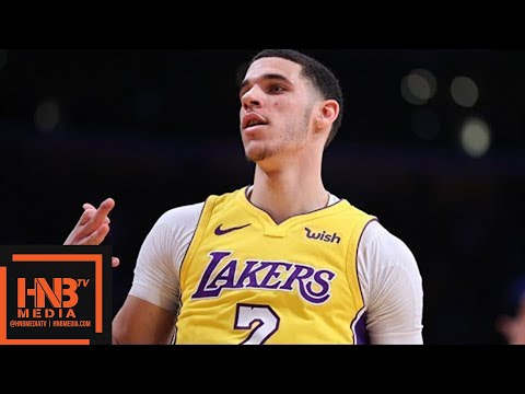 Los Angeles Lakers vs Portland Trail Blazers Full Game Highl