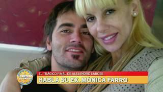 Trágico final de Alejandro Larose, ex pareja de Mónica Farro