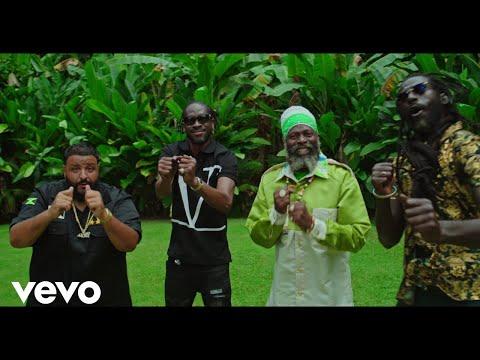 DJ Khaled - WHERE YOU COME FROM (Official Video) ft. Buju Banton, Capleton, Bounty Killer