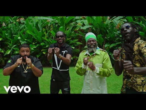 DJ Khaled ft. Buju Banton, Capleton & Bounty Killer - Where You Come