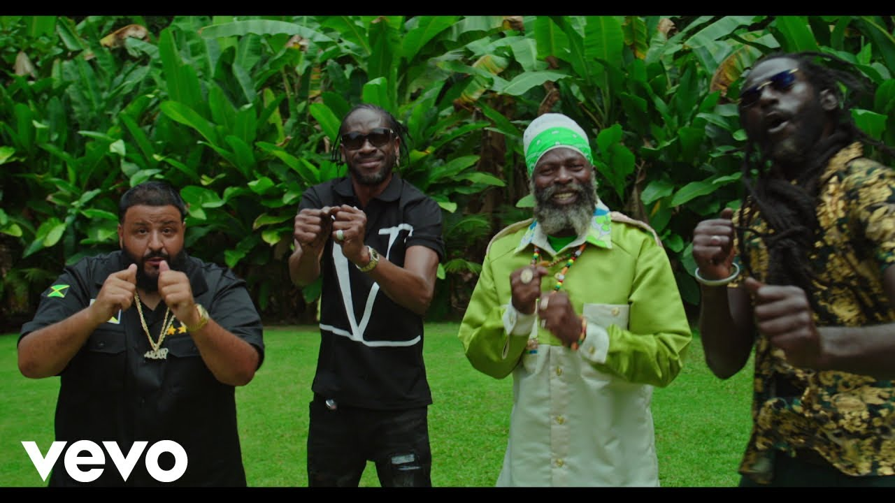 Download DJ Khaled - WHERE YOU COME FROM (Official Video) ft. Buju Banton, Capleton, Bounty Killer