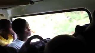 Transporte en Mozambique. Chapa.