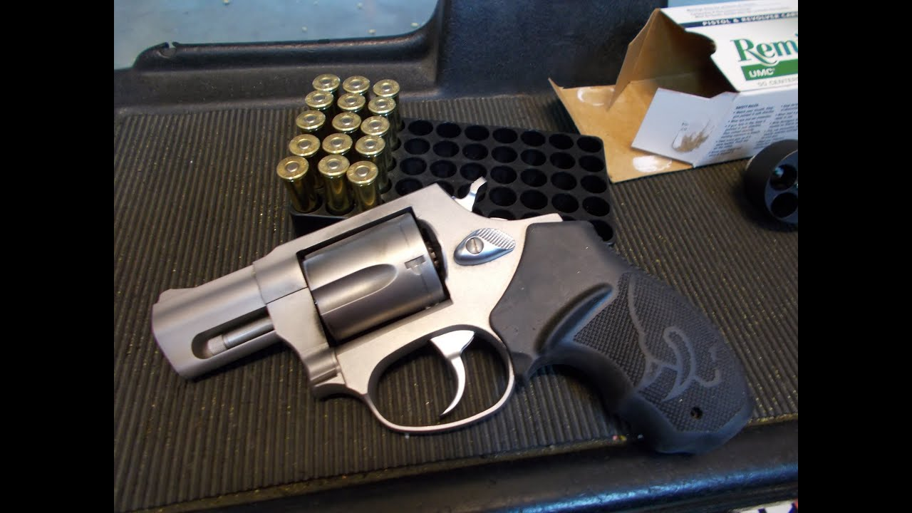Taurus Model 85  38 Special: The Good Enough Snubbie
