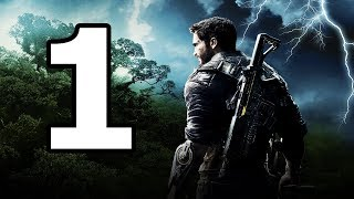 Just Cause 4 Walkthrough Part 1 - No Commentary Playthrough (PC)
