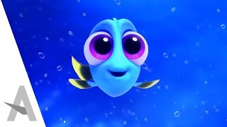 Baby Dory - CUTEST MOMENTS EVER - Finding Dory I Disney Pixar Animation (HD)