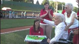 70th Birthday of the Phil Welch (Baseball) Stadium