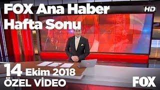 Adıyaman'da lezzetli bir festival... 14 Ekim 2018 FOX Ana Haber Hafta Sonu