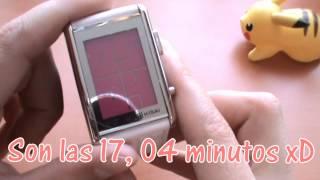 MakerBits ( Tokyo Flash Watches // Kisai Stencil LCD Watch )