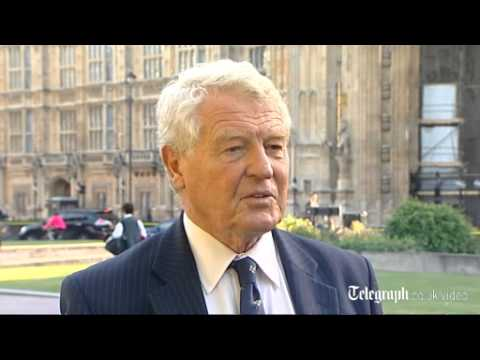 Lord Ashdown: Britain 'greatly diminished' after Syria vote