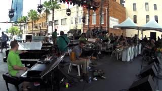 """The Mica Bethea BigBand """"Wind Warriors"""" 2015 Jax Jazz Fest"""