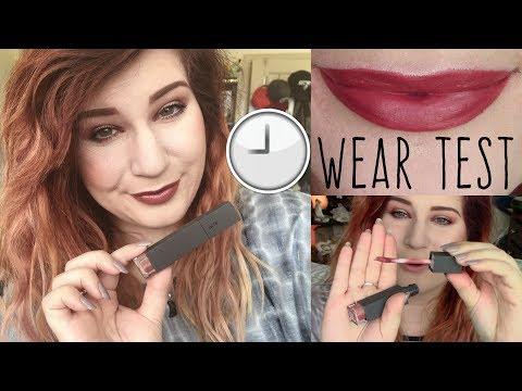 Bite Beauty Amuse Bouche Liquified Lipstick Swatches Review Bite
