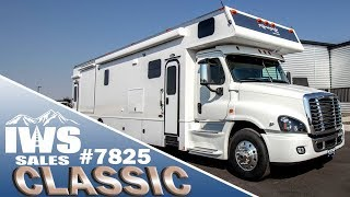 2019 Renegade Classic w/Mudroom - Freightliner Cascadia Chassis - IWS Motor Coaches stock #7825