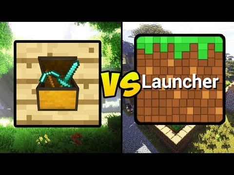 """""""TOOLBOX FOR MINECRAFT PE VS BLOCKLAUNCHER"""" (Minecraft PE, Mod Launcher, Mobile Games, IOS, Android)"""