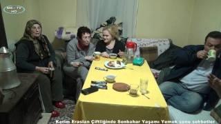 Kerim Eraslan Çiftliğinde Sonbahar Yaşamı Yemek sonu sohbetler Kerim Eraslan Farm, Autumn Life