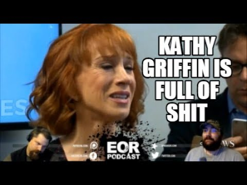 Kathy Griffin's Press Conference Is Bullshit