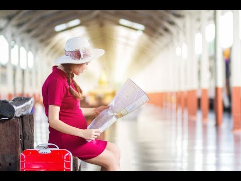 Top tip for pregnancy travel | Advice from Dr Will Milford