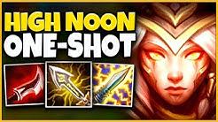 *NEW MECHANIC* ASHE CAN NOW ONE-SHOT ANYONE (HUGE RANGE) - League of Legends