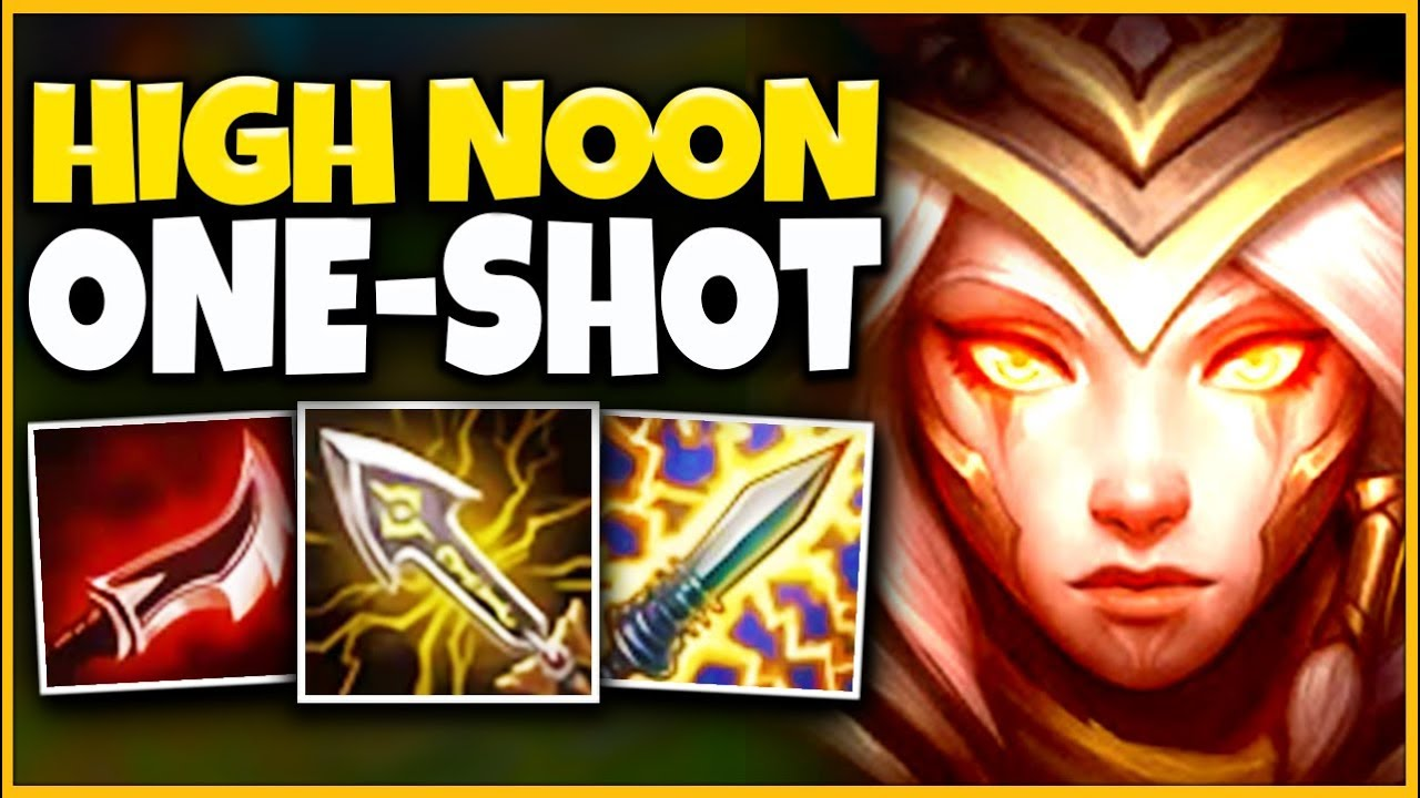 *NEW MECHANIC* ASHE CAN NOW ONE-SHOT ANYONE (HUGE RANGE) - League of Legends thumbnail