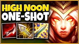 *NEW MECHANIC* ASHE CAN NOW ONE-SHOT ANYONE (HUGE RANGE) - League of Legends