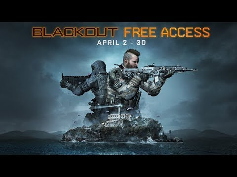 BO4 – April Free Access Blackout Announcement