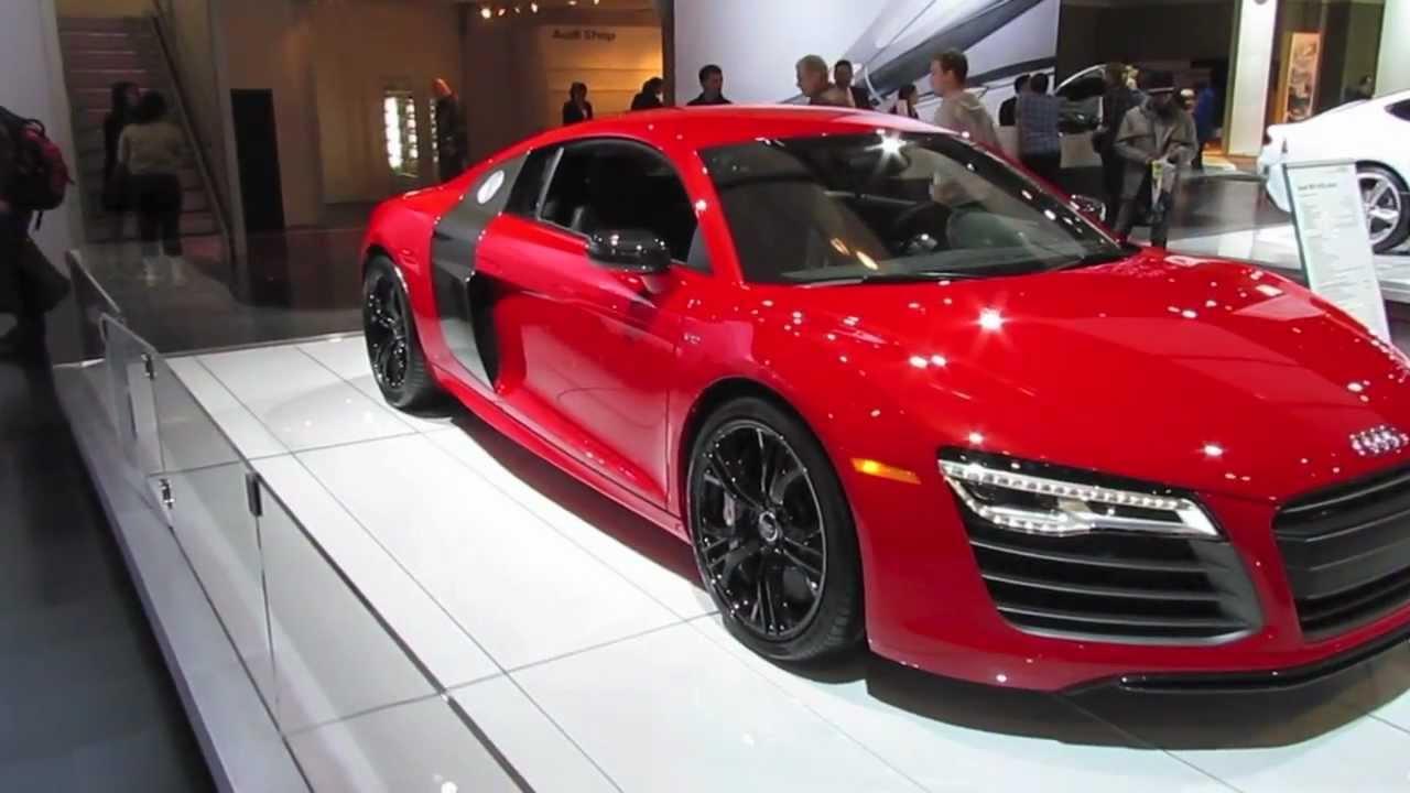 2014 Audi R8 V10 Plus  YouTube