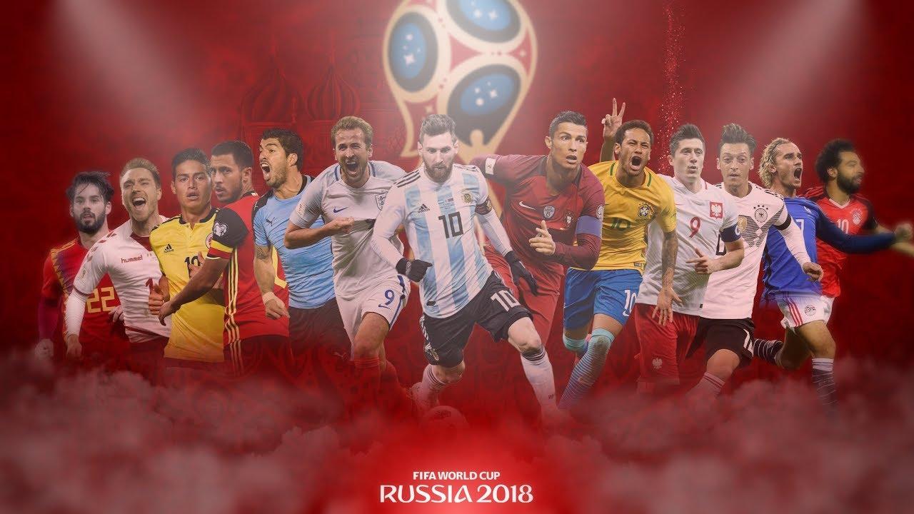 Russia World Cup  Wallpaper Photoshop Speedart