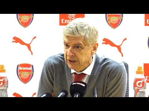 Arsenal 2-2 Chelsea - Arsene Wenger Post Match Press Conference - Premier League #ARSCHE