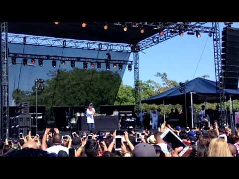 Lil Rob - Summer Nights (live) @ Summertime in the LBC