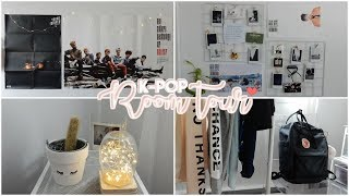 K-POP ROOM TOUR  | AUGUST 2017 | hellohumanity