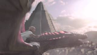 Rhythm & Hues: Behind the Scenes of Games Of Thrones Season 5, Ep9 VFX - Animating Drogon