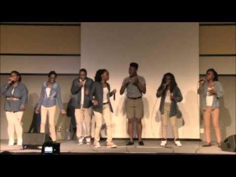 GMU AVU Praise Team - Chasing After You by Vashawn Mitchell