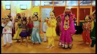 Woh Kisna Hai | Krishna Janamashtami | Kids Dance |Step2Step Dance Studio