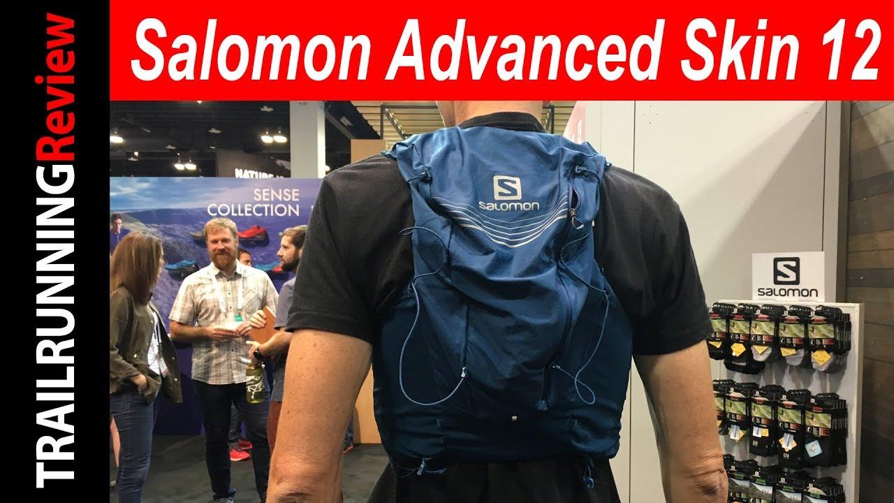 bd9662d524 Salomon Advanced Skin 12 Set Preview