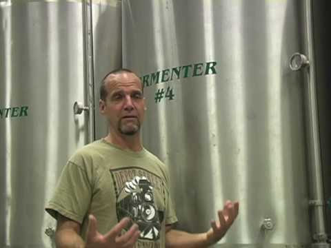 Depot Street Brewing Co: Brewery Tour