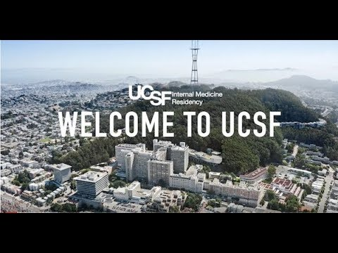 UCSF Internal Medicine Residency Video 2017-2018