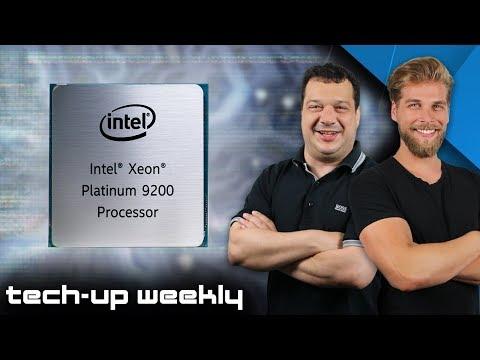 Intel-CPU mit 56 Kernen   Gewinnspiel   Google, Apple & Co. belauschen Euch - Tech-up Weekly #163