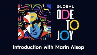 Tori Longdon Interviews Marin Alsop For #GlobalOdeToJoy October 2020