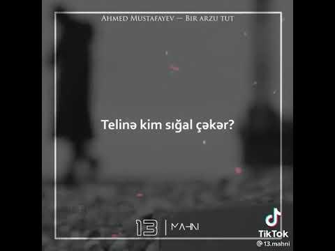 Ahmed Mustafayev Bir Arzu Tut Mp3 Indir Cep Muzik Indir
