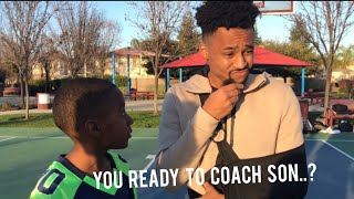 When You & Your SON Try to Coach.. thumbnail