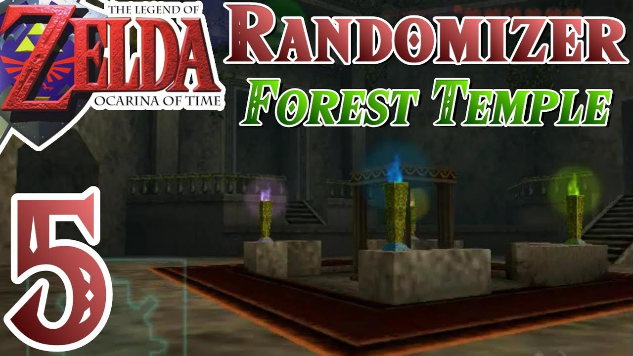 Ocarina of Time Randomizer [5] - Forest Temple