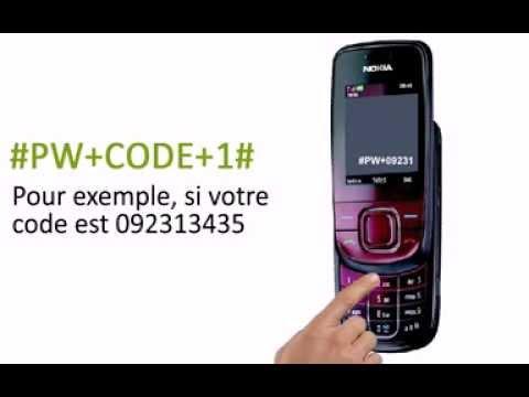Désimlocker Telephone Portable Nokia 3600