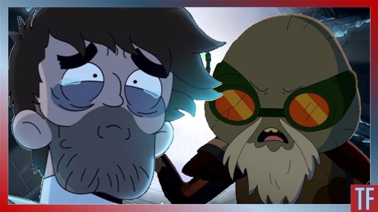 Download Clarence's Journey! Final Space Recap Season 3 Episode 9 Hyper-Transdimensional Bridge Rising