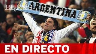 DIRECTO | Celebración de los aficionados del River Plate tras ganar la Libertadores