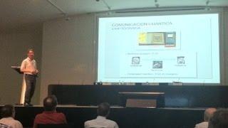 Conferencia J.Ignacio Cirac 16.07.2013