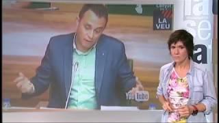 El polític valencià que no entén el valencià, al comentari de l'Empar Moliner de TV3