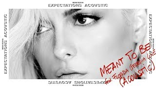 Bebe Rexha & Florida Georgia Line - Meant to Be (Acoustic)