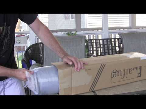 laifug-double-side-memory-foam-pet/dog-bed-unboxing