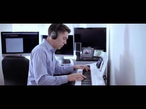 Chris Brown ft. Kendrick Lamar - Autumn Leaves [Piano Cover + Sheet Music]
